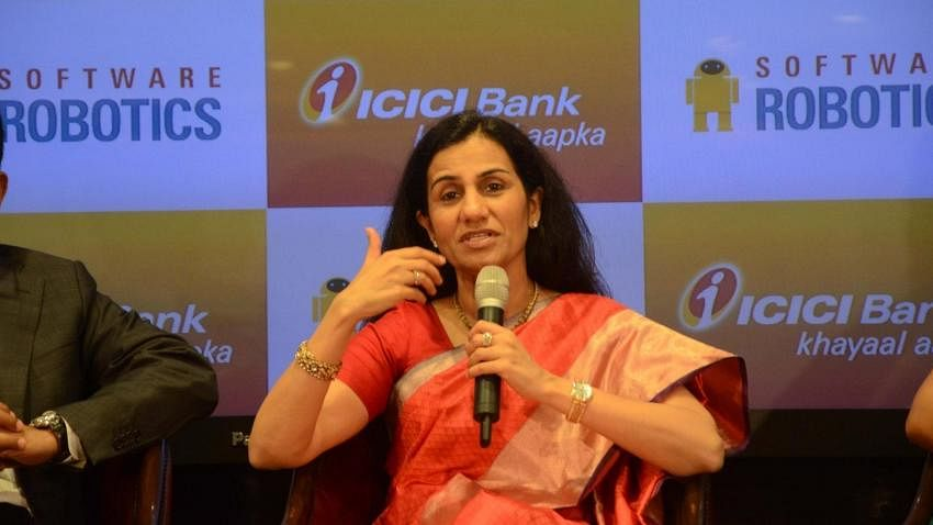 Chanda Kochchar, MD and CEO of ICICI Bank