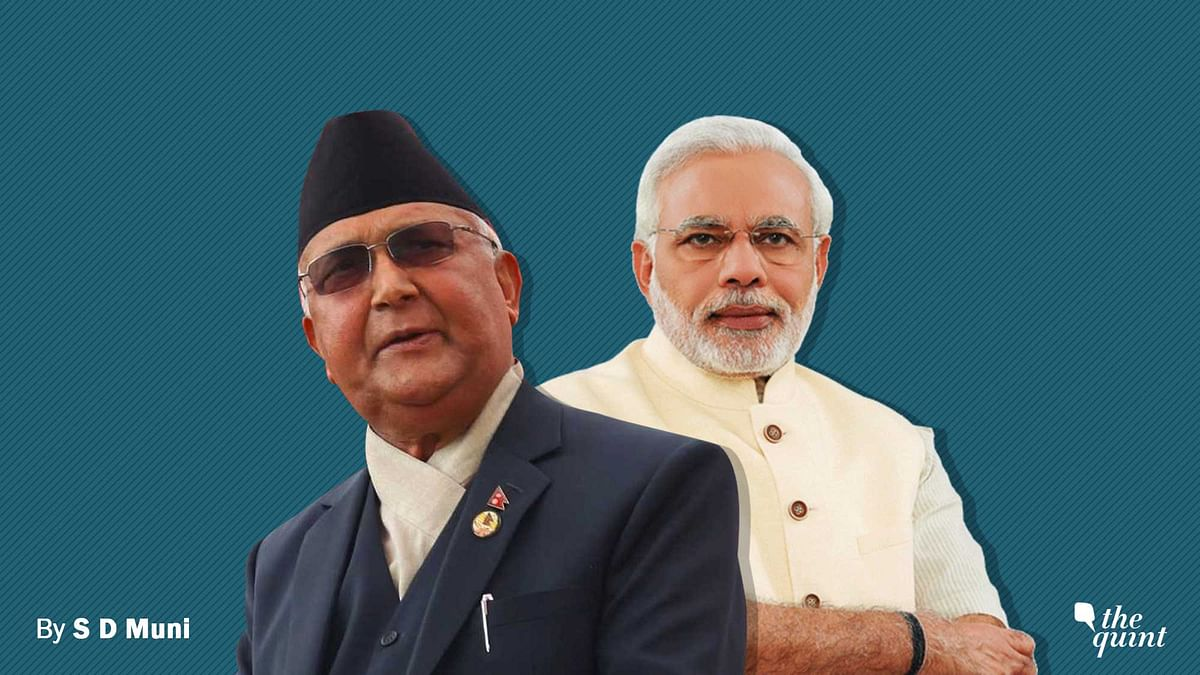 The purpose of Nepal PM's visit to India was to rebuild trust, which has been seriously vitiated for over 2 years.