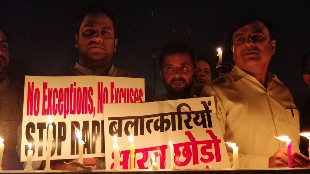 Kathua Rape: BJP Minister Who Resigned Leads Protest for CBI Probe