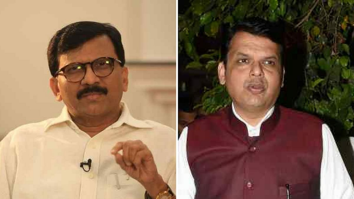 'Meeting With Fadnavis Not Political': Raut Dismisses Speculations