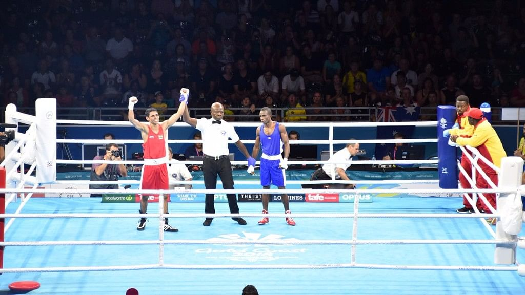 Indian boxers continued their winning streak as all five entered semifinals with assured medals.