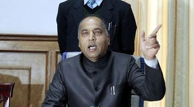 Himachal Pradesh Chief Minister Jai Ram Thakur. (File Photo: IANS)