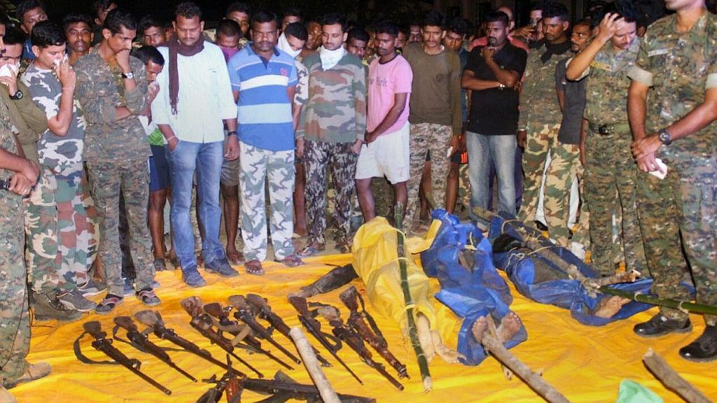 39 Naxals Killed: Two Encounters in Two Days in Maha's Gadchiroli