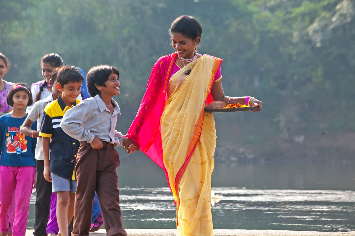 A scene from <i>Meri Nimmo</i>, releasing on Eros Now in association with Colour Yellow Productions and Aanand L Rai.&nbsp;
