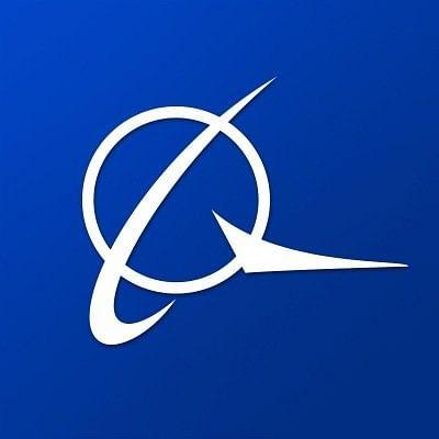 Boeing logo. (Photo: Twitter/@Boeing)