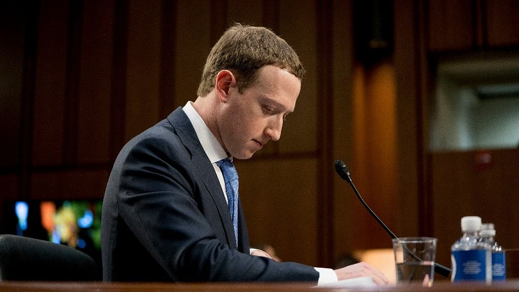 Facebook's Data Mishaps Could Lead To Restraints on  Zuckerberg
