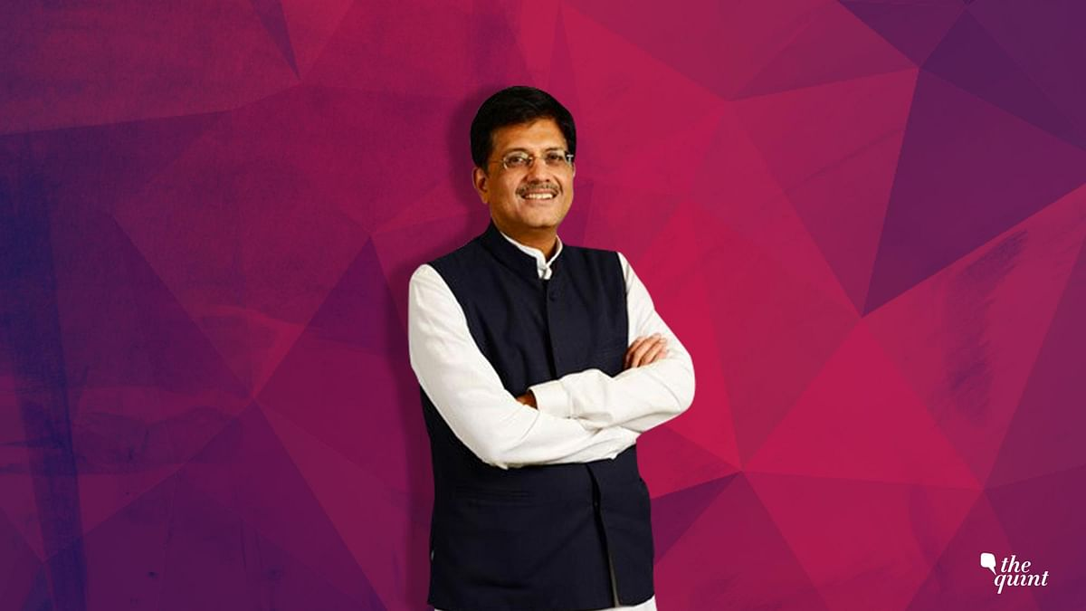 Exclusive: The Unexplained Rs 1.37 Cr Loan  to Piyush Goyal's Wife
