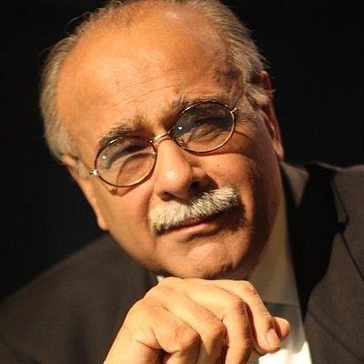 Najam Sethi. (Photo: Twitter/@najamsethi)