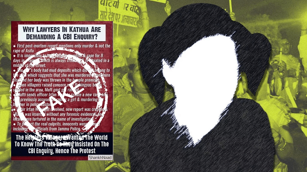 Webqoof: From Kathua to Kerala,  Fake Stories of April '18 Busted