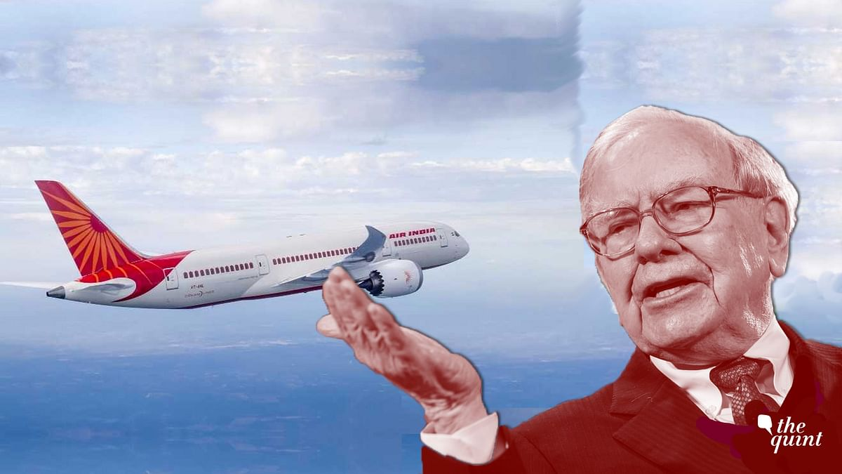 Why Modi Govt Should Listen to Tycoon Warren Buffett on Air India