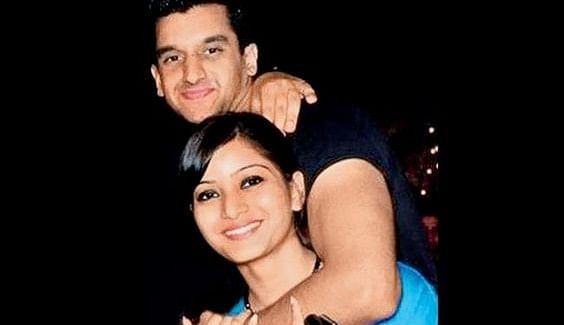 Sheena and Rahul.