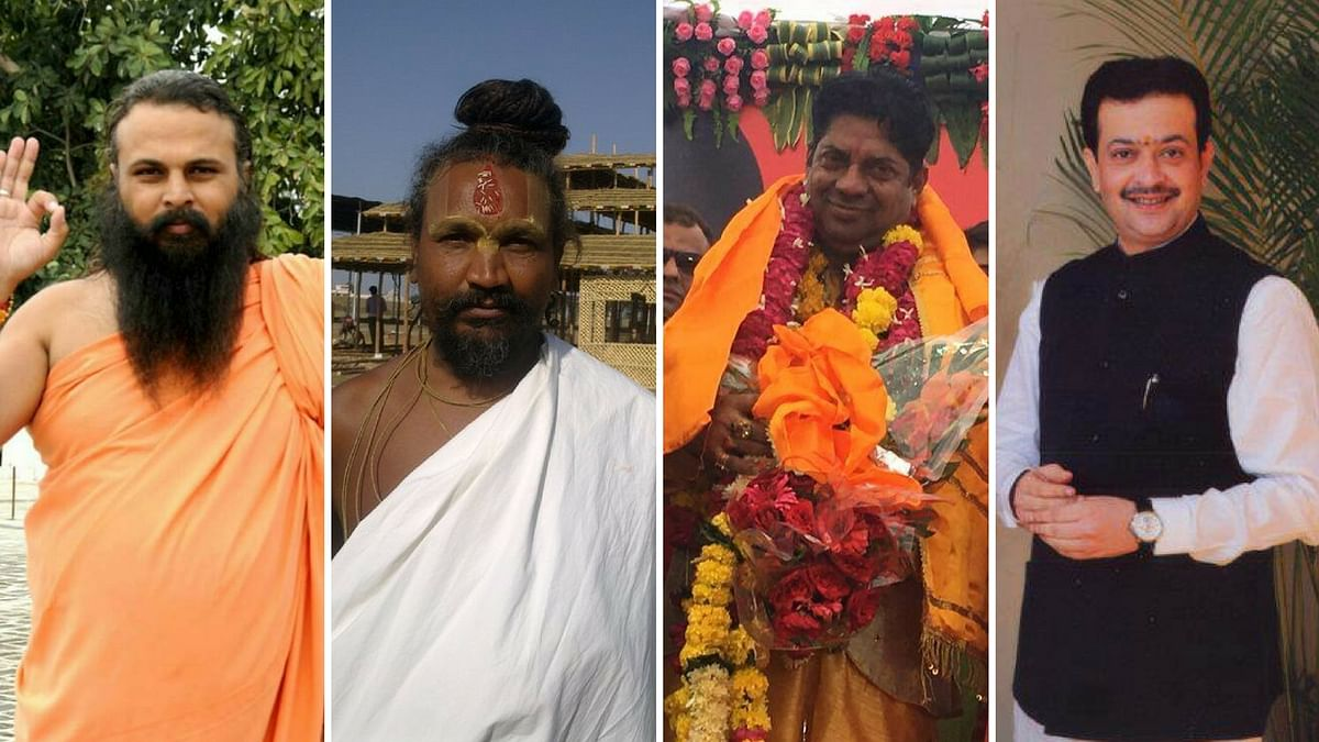 Holy Goodness! 'Computer Baba', 4 More Sadhus Get MoS Status in MP