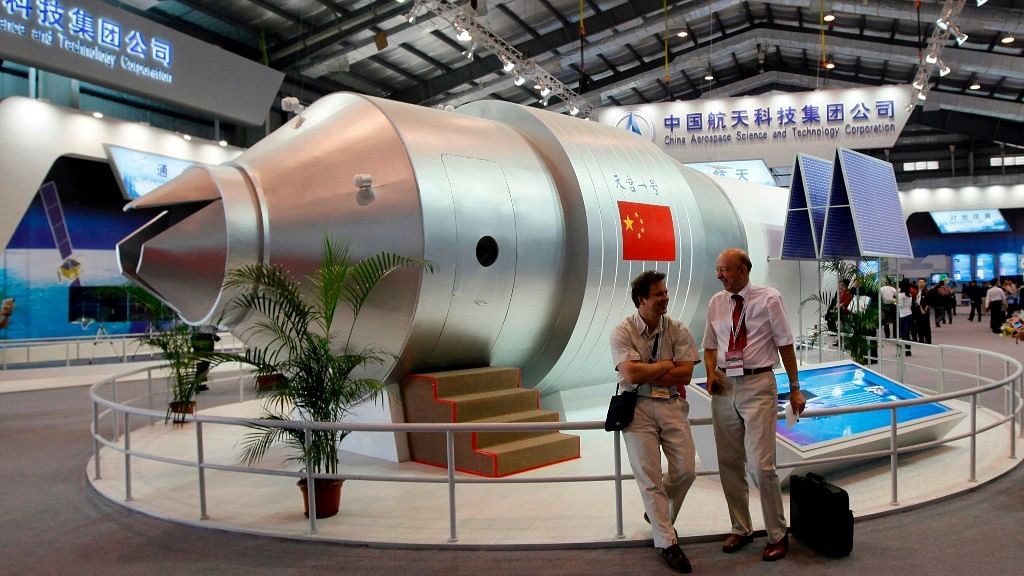 China Space Lab Mostly Burns Up on Re-Entry in South Pacific