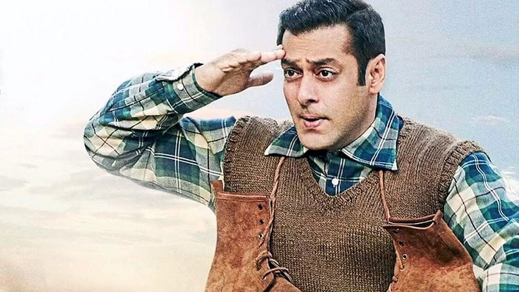 Salman Khan in a poster of <i>Tubelight.</i>