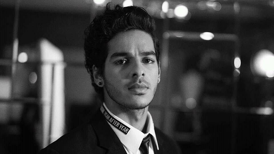 Ishaan Khatter is making his debut with Majid Majidi's <i>Beyond the Clouds</i>.