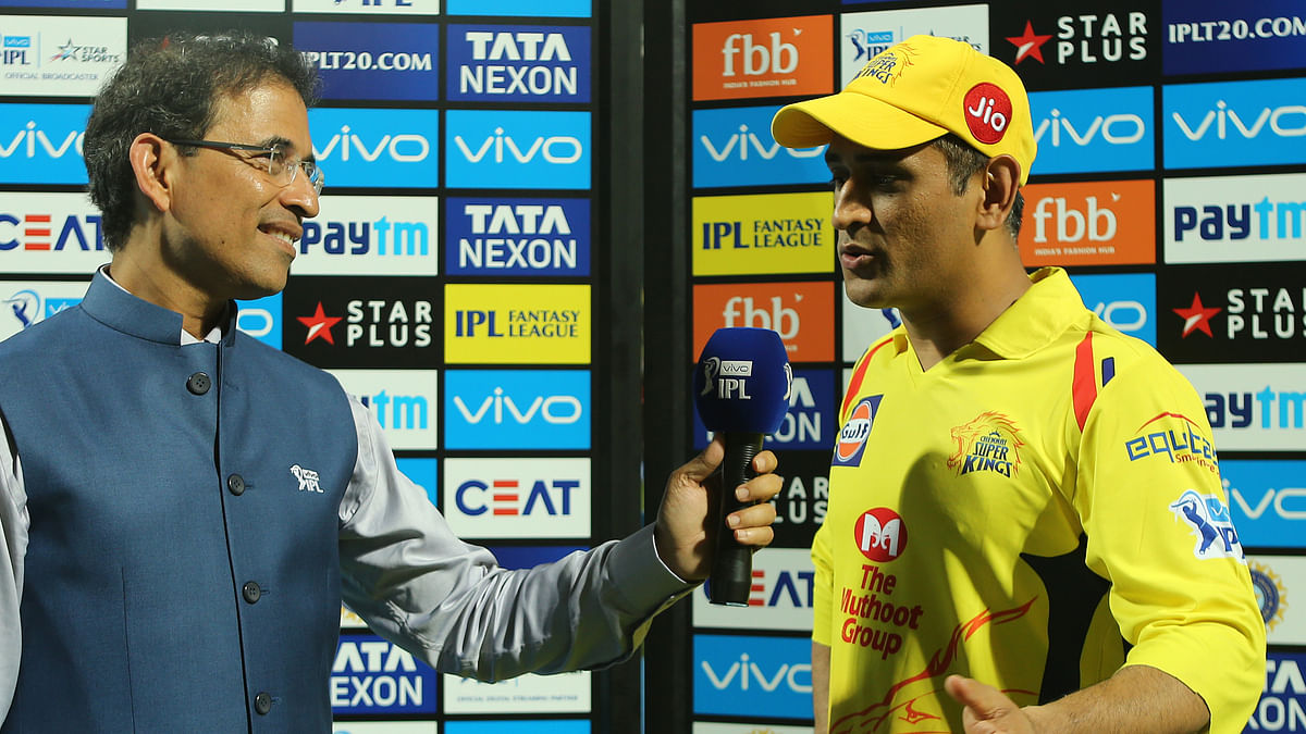 Feel Dhoni's India Ambitions Might be Over: Harsha Bhogle