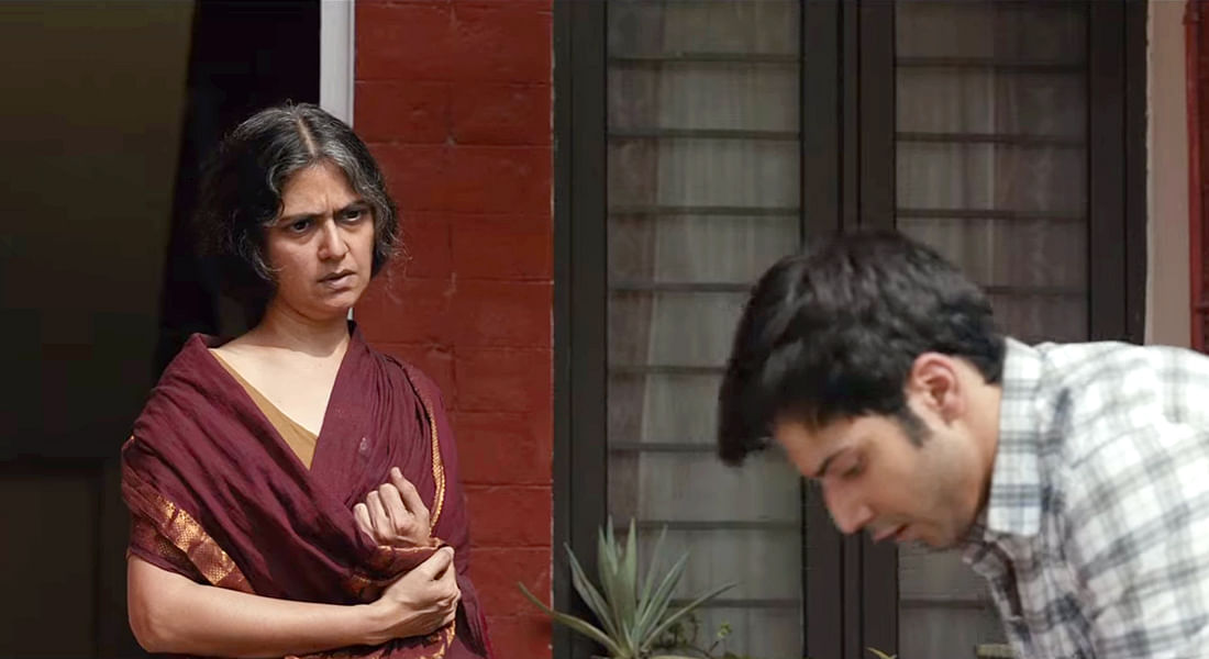 Gitanjali Rao is cast as the mother in 'October'.