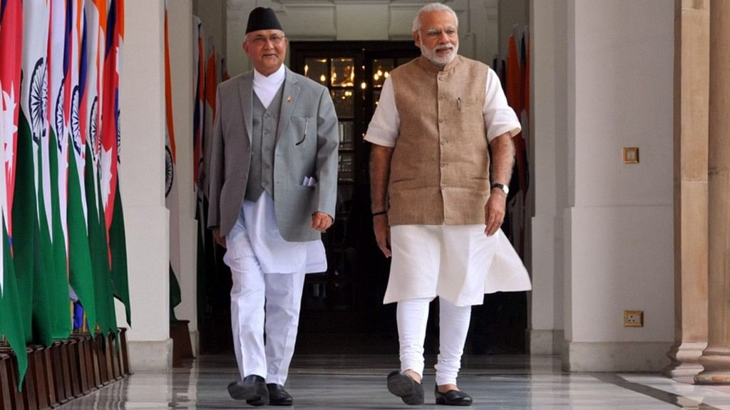 Won't Buy Energy if More Dams Go to China: Modi to Tell Nepal PM