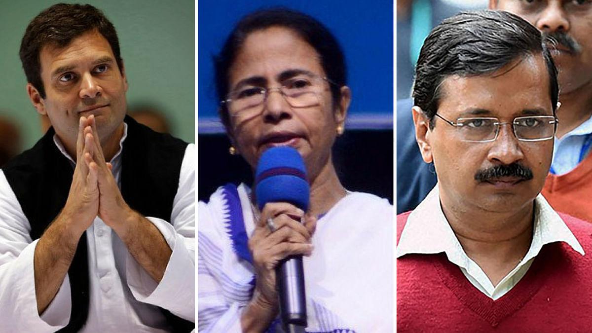 Oppn's Show of Strength: Who Will Grace Kumaraswamy's Swearing-in?