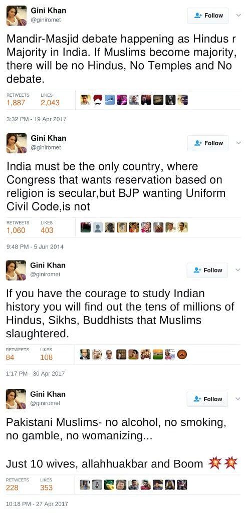 Case Study 1: Fake Social Media Profiles of Muslims to Bolster BJP