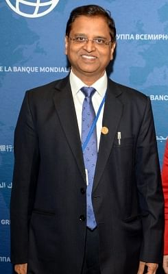 Subhash Chandra Garg. (File Photo: IANS)