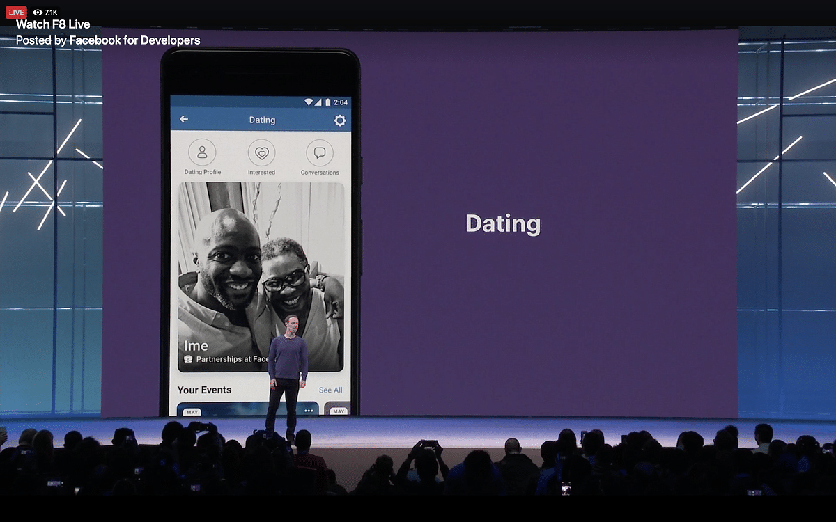 Facebook will soon roll out a dating feature in the app