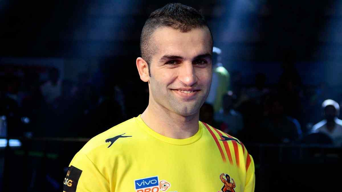 Atrachali Becomes Most Expensive Foreign Player in Pro Kabaddi