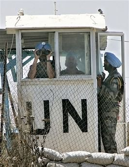 India has deployed  673 peacekeepers in Lebanon till date.