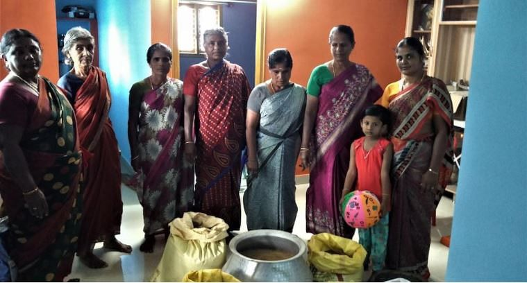 Women farmers of Dharmapuri are cultivating millets to protect themselves from the vagaries of erratic rainfall.