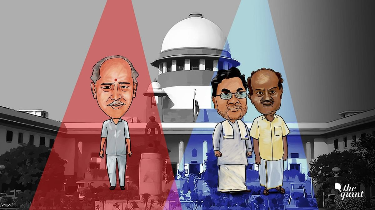 All the Action From the All-Night SC Hearing on Karnataka Election