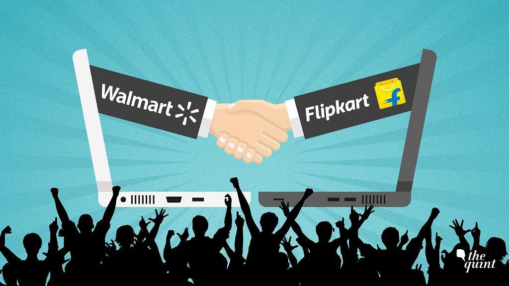 NCLAT Sets Aside Plea Against CCI Nod to Walmart-Flipkart Deal