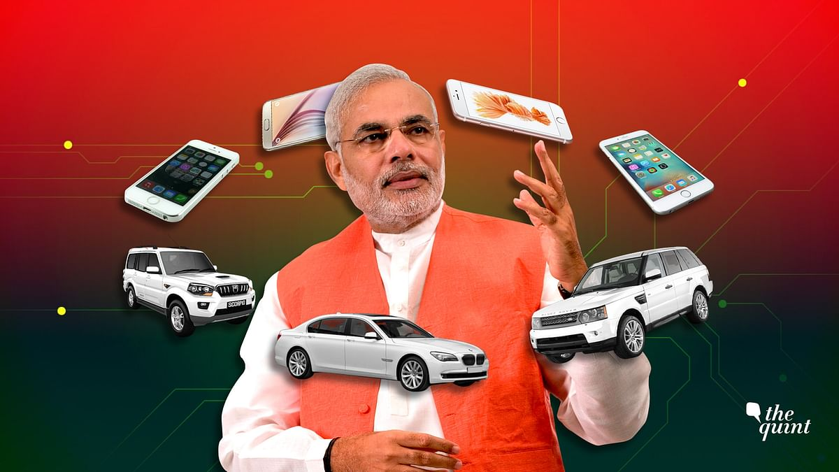 The Flamboyant Mr Modi and the Tech That's Driven Him for 4 Years