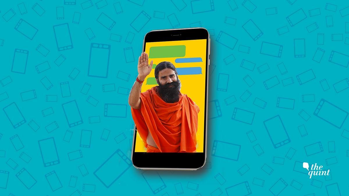 Ramdev's WhatsApp Rival 'Kimbho' To Have These Sanskari Features?