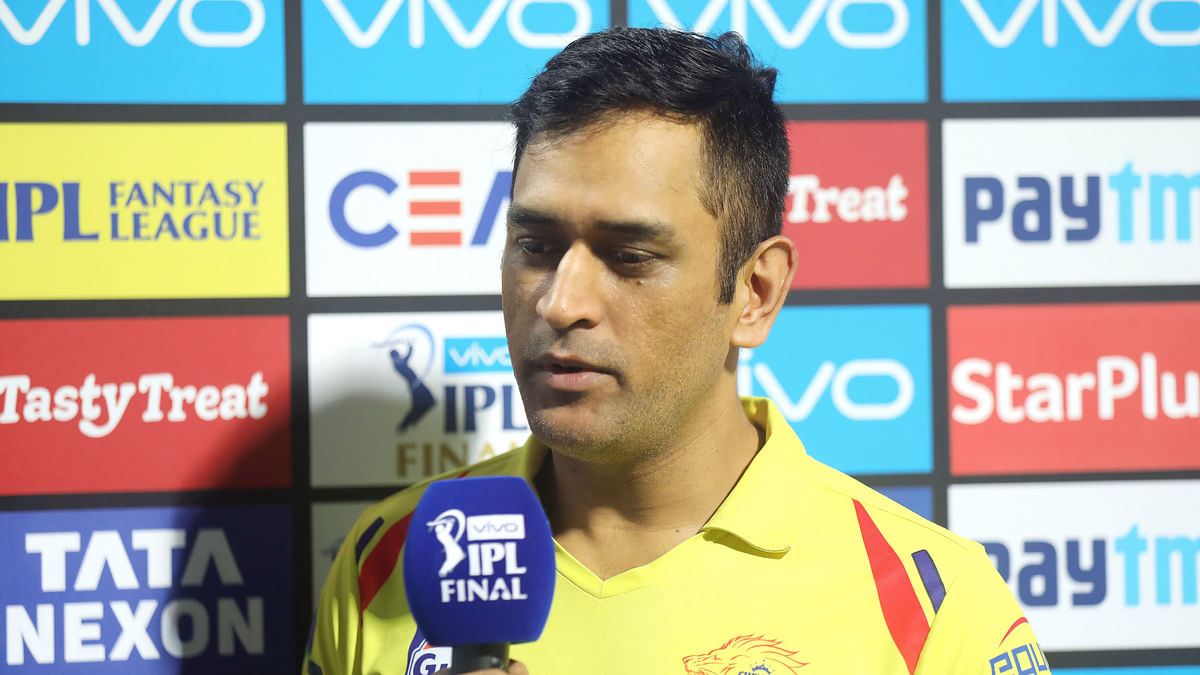 Fitness Matters More Than Age, Says Dhoni After Winning IPL 2018