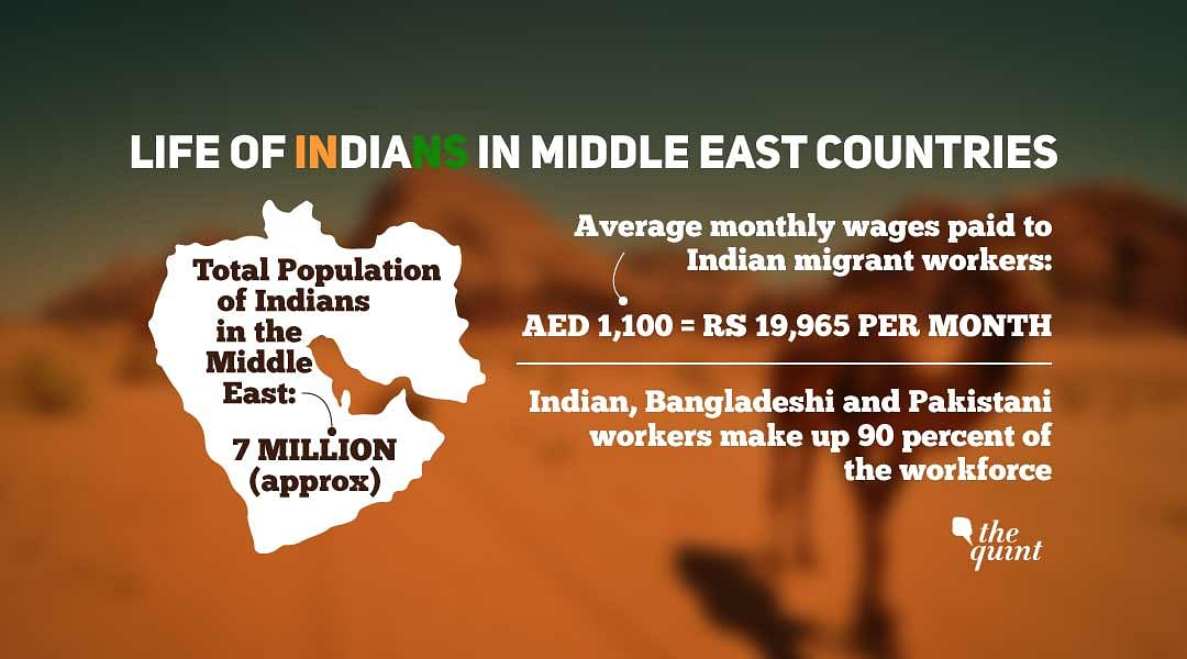 7 Million Indians Are Currently Living in West Asia: Report