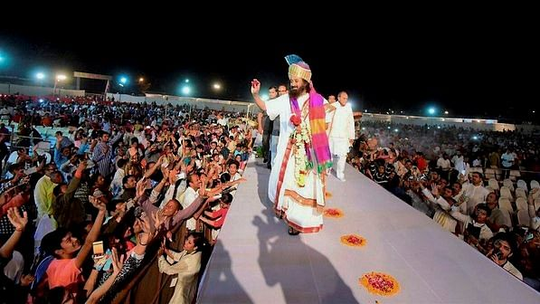 Happy B'day Sri Sri, Just Don't Party Like You Did on Yamuna Bank