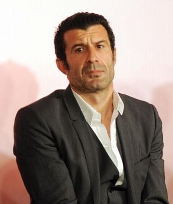 Former Portuguese footballer Luis Figo. (File Photo: IANS)