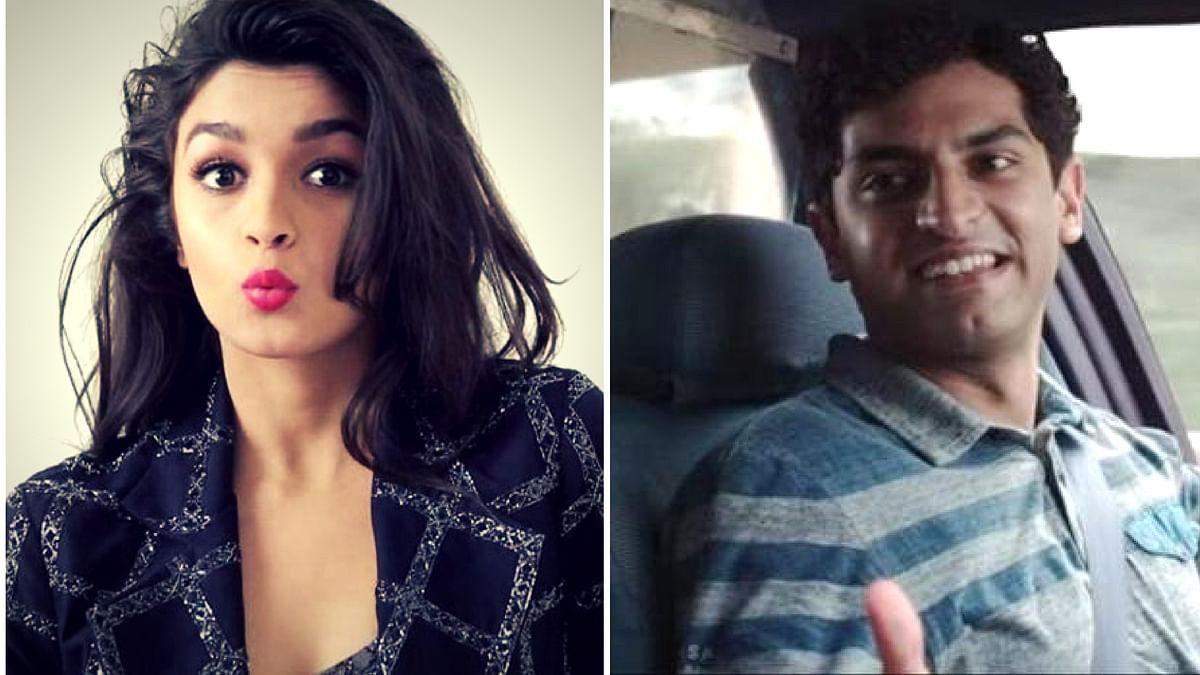 Deadpool actor Karan Soni says he is working on a script keeping Bollywood actor Alia Bhatt in mind.