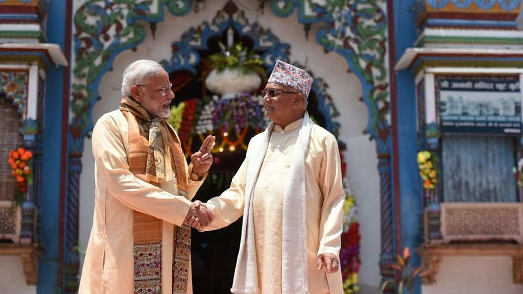 PM Modi Wraps up Nepal Visit, Leaves for Home