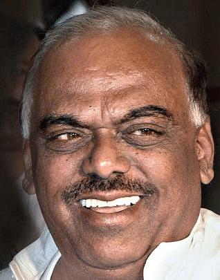 Newly elected Speaker of the Karnataka Assembly, Ramesh Kumar.