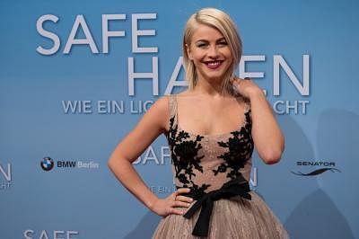 US actress Julianne Hough. (Photo: dapd/IANS)