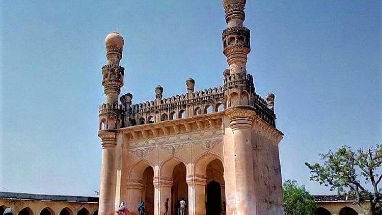 The Gandikota Fort in Andhra Pradesh.