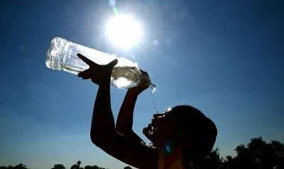 Hot day. (File Photo: IANS)