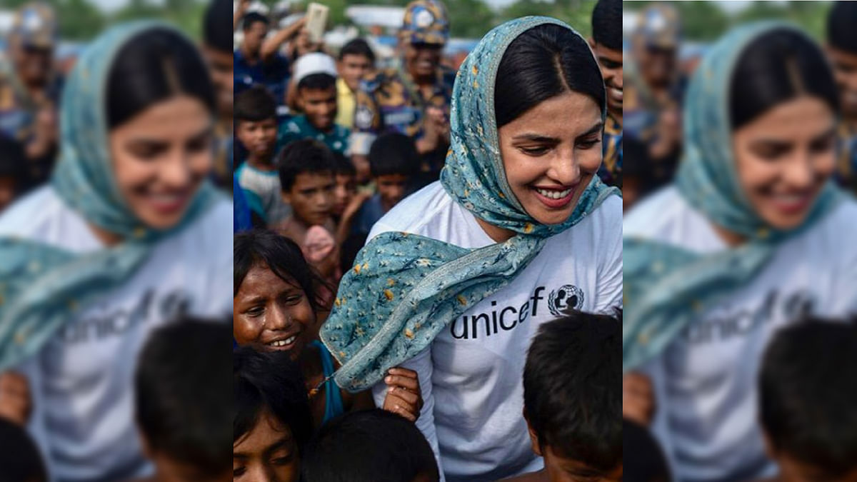 The World Needs to Care: Priyanka Chopra on  Rohingya Refugees