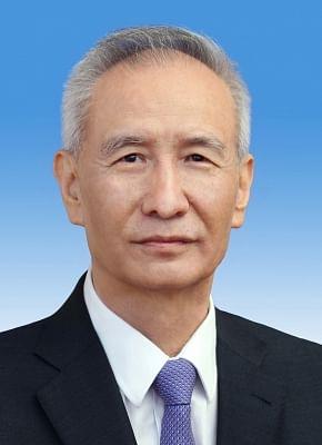 Liu He. (Xinhua/IANS)