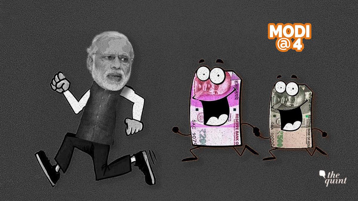 Modi@4: GST, Demonetisation & the Above-Average Indian Economy