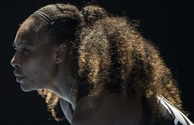 Serena Williams. (Xinhua/Lui Siu Wai/IANS)