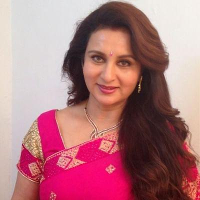 Actress Poonam Dhillon. (File Photo: IANS)