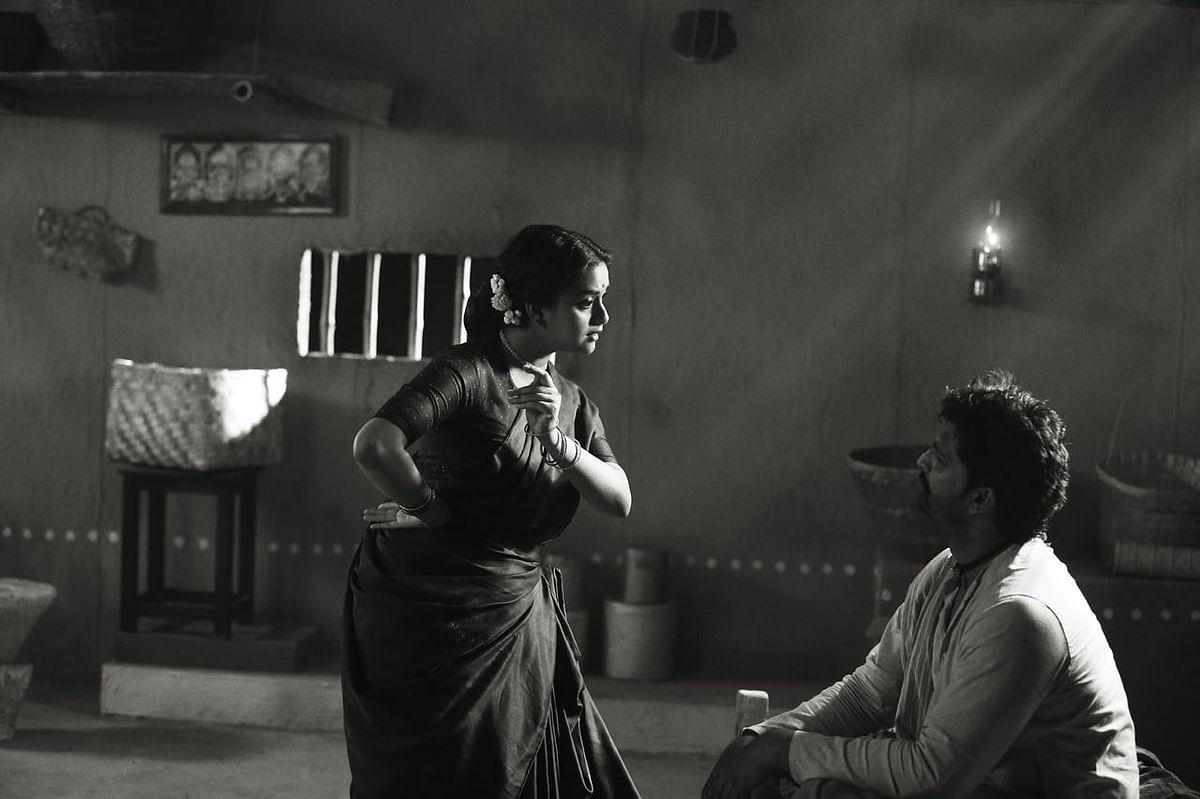 A still from Mahanati.