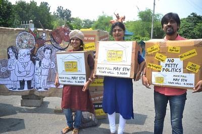 883 crorepatis, 645 criminals in Karnataka Assembly poll fray